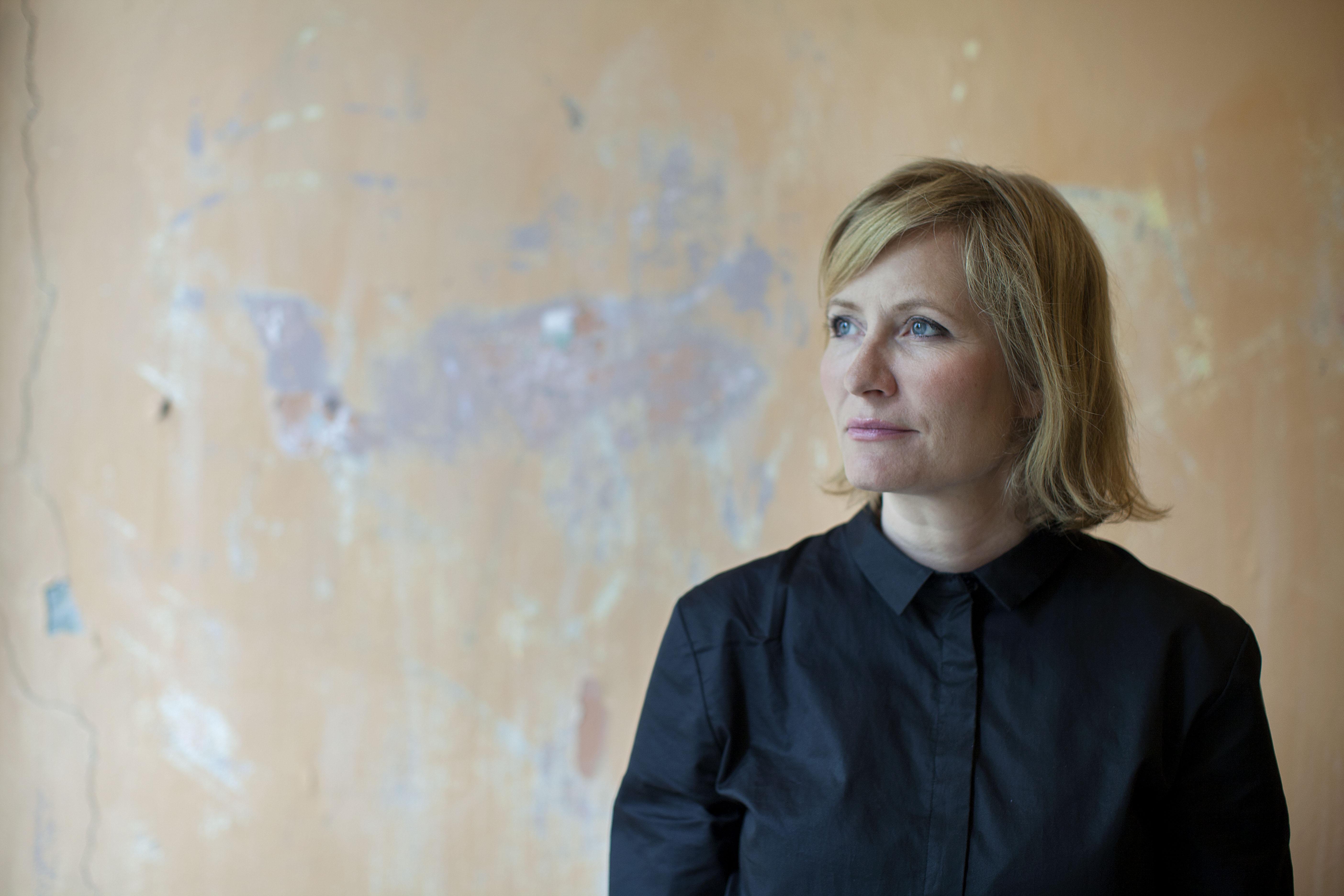 Åshild Mathisen (42), sjefredaktør i Vårt Land.