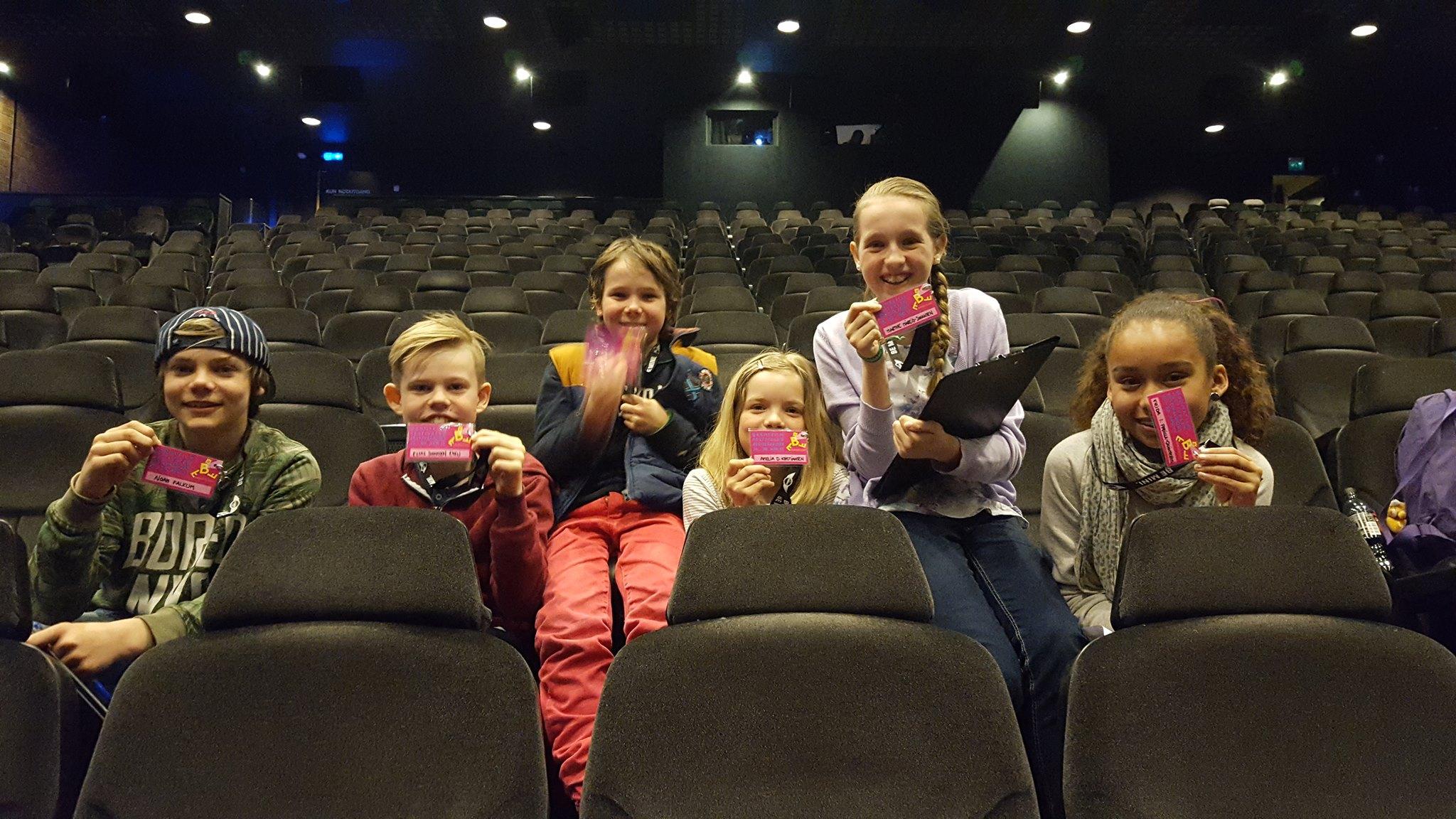 Barn i Byen juryen