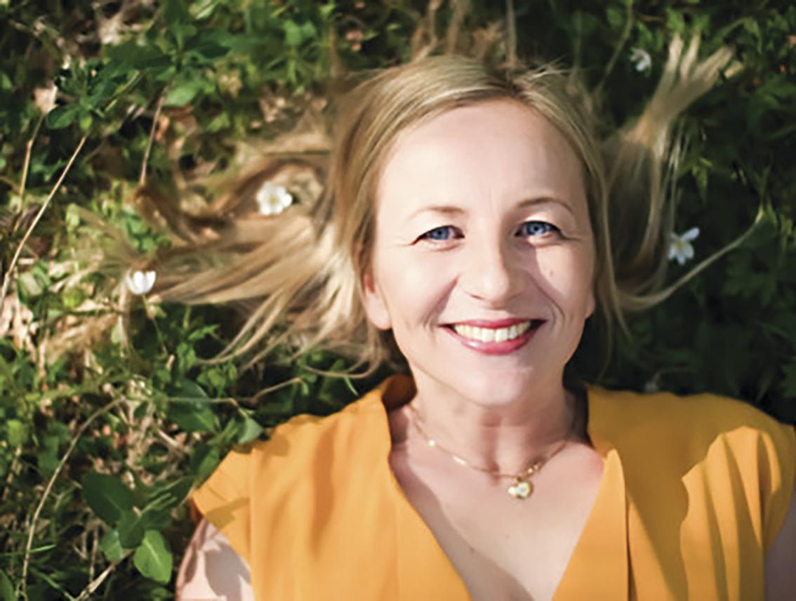 Christine Sandtorv. Foto: Dyveke S NIlssen